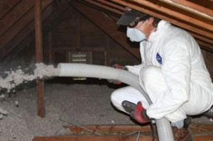 blown insulation, cellulose, attic insulation