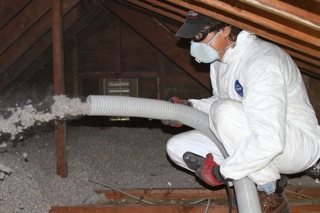 Upgrading Attic Insulation
