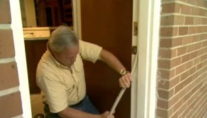 Energy Saving TIp #11 - weatherstripping around exterior doors