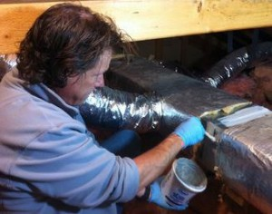 Sealing Ducts