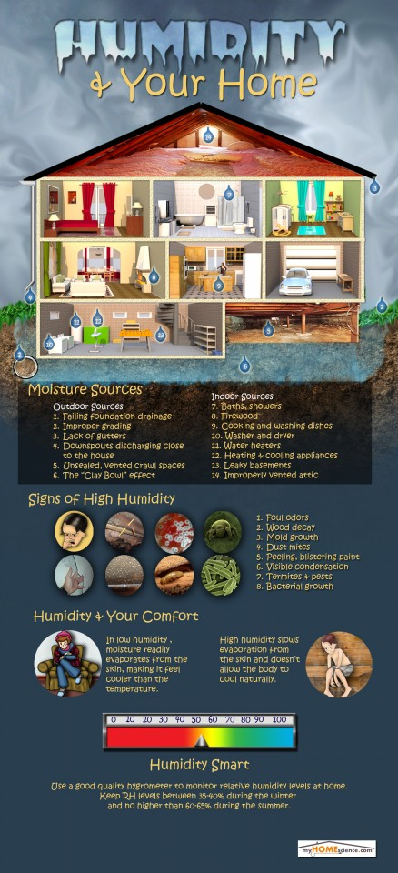 How Humidity Affects You and Your Home