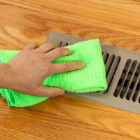 Dirty air can literally be sucked into your home. As heated or cooled air blows into a room, a vacuum is created around the register. If the joint between the duct and flooring is not well sealed, the rush of air will siphon dust and mold spores from floor and wall cavities, and from the crawlspace or the basement.