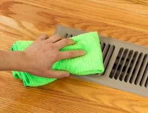 The best way to clean the air in your home