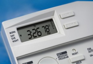 Programmable thermostats, but no significant savings this winter. What are we doing wrong?